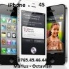 Vand iPhone 4S 16GB second 0765.45.46.44 CA SI NOU DECODAT alb / negru 239eur!!