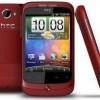 Vand htc wildfire red in stare impecabila,pachet complet - 499 ron