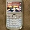 Vand telefon Nokia C3 White, stare foarte buna, garantie inca 9 luni